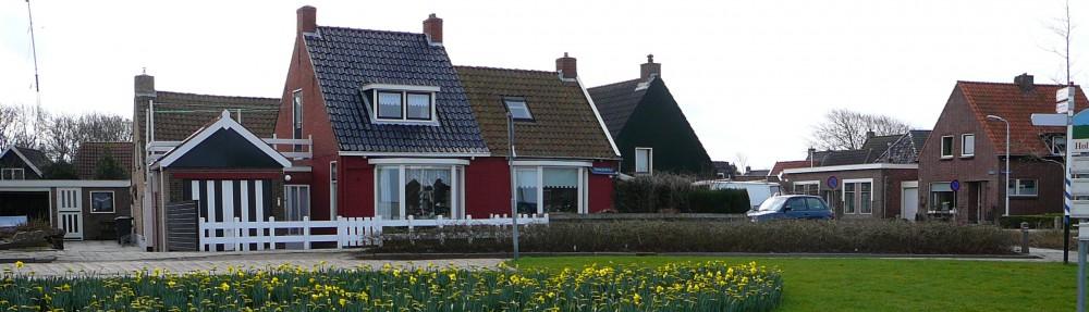 Vakantiewoning Vissershuske Holwerd
